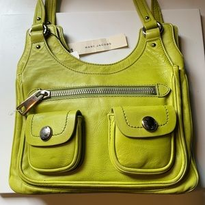 Vintage Marc Jacobes green new